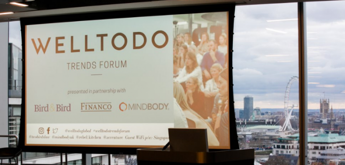 Join Us For The Second Edition Of The Acclaimed Welltodo Trends Forum