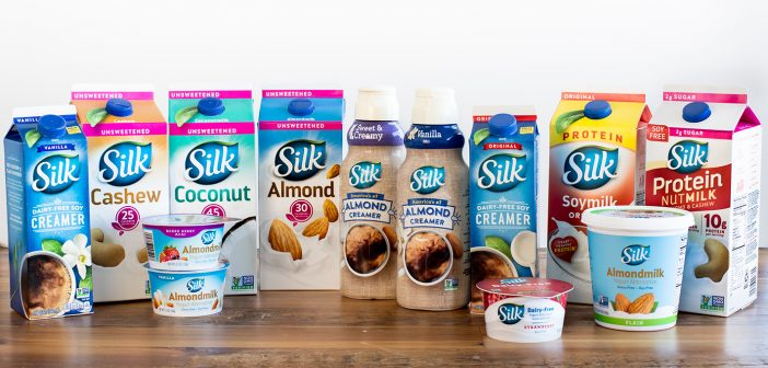 Danone To Embrace Consumer Trends In Bid To Grow Plant-Based Sales To €5 Billion By 2025