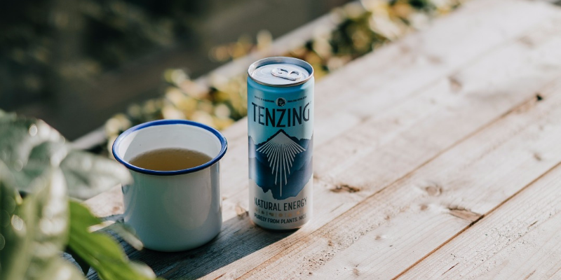 Huib van Bockel, Founder Of Tenzing On: Reimagining The Energy Drink