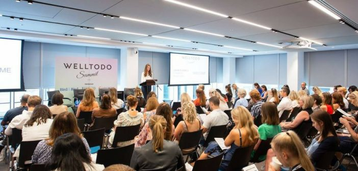 Welltodo Announces 2019 Summit Exploring The Future Of The Wellness Industry