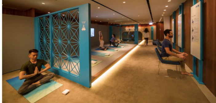 How Air Travel Is Tapping Into The Soaring Wellness Tourism Market