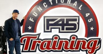 Mark Wahlberg invests in F45