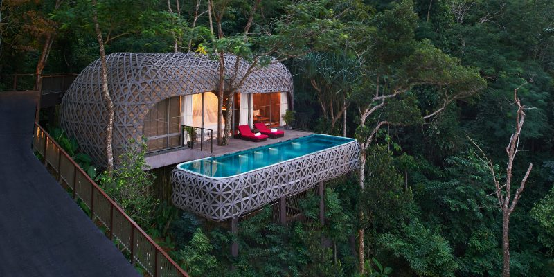 the Keemala resort in Thailand is proving that wellness travellers don't have to substitute style for consciousness.
