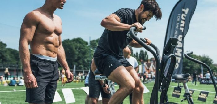 Under Armour Partners With Turf Games To Challenge Reebok CrossFit Games