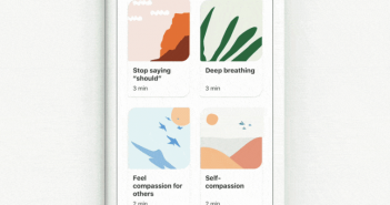Pinterest's Tackles Mental Wellness With New Feature