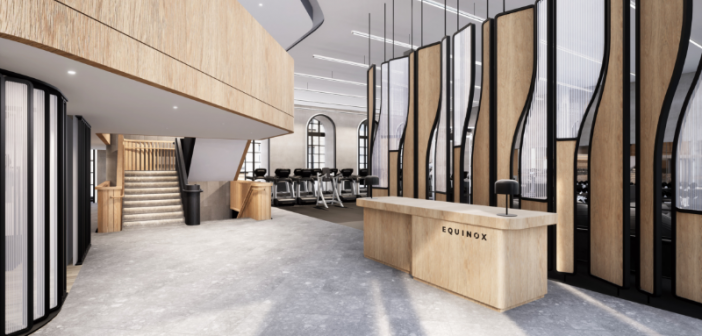 Five-Storey Equinox Club Plans On Setting A New Standard For London's Fitness Scene