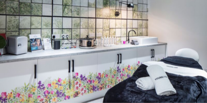 Young LDN, a one-stop destination for wellness, skincare and beauty is reimagining the salon experience for millennials and Gen Z.