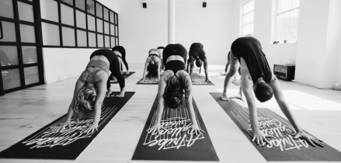 Sarah Larson Levey, Co-Founder of  Y7 Studio On: Building A Stand-Out Boutique Yoga Brand