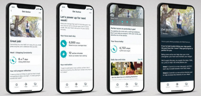 Fitbit's New Premium Service To Advance The Use Of Personal Data