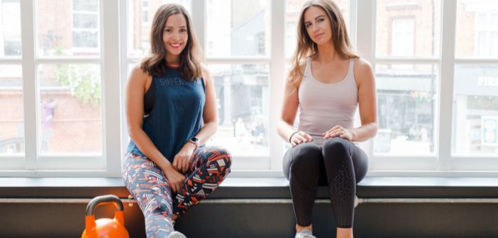 Hettie Holmes and Shara Tochia, Co-Founders Of DOSE On: Spearheading A New Approach To Wellness Content