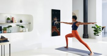 lululemon invests in Mirror fitness startup