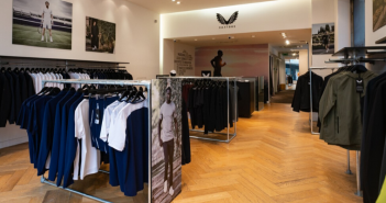 Men's Athleisure Brand Castore Launches First Store With Support From Andy Murray