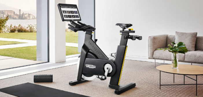 Technogym Launches Smart Bike To Rival Peloton