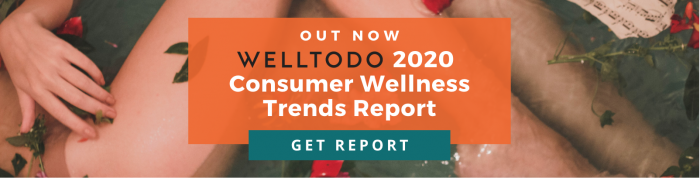 Welltodo 2020 Consumer Wellness Trends Report