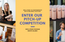 Enter Welltodo's Pitch-Up Competition & Win An £8K Prize Package