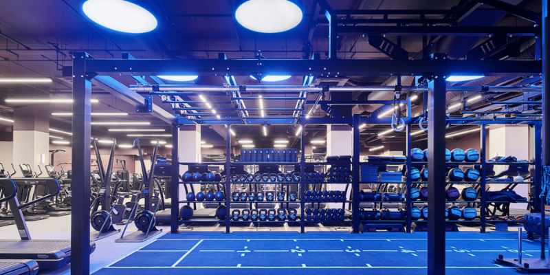 How Third Space designed the gym of the future