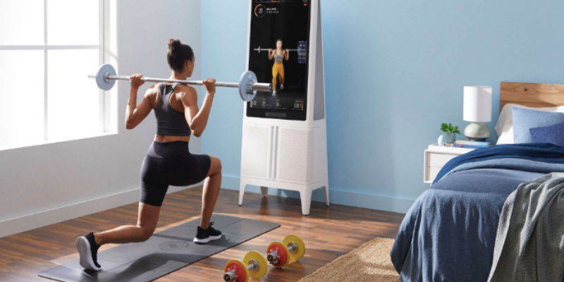 Has This Startup Cracked The Future Of At-Home Fitness? | Welltodo