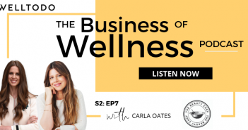 The Business of Wellness with Carla Oates, Founder, The Beauty Chef