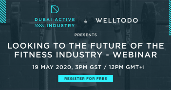 Join Welltodo & Dubai Active For A Free Digital Event Exploring The Future Of The Fitness Industry