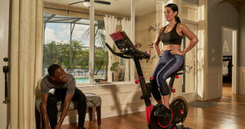 Lou Lentine, CEO of Echelon Fitness On: The Connected Fitness Revolution