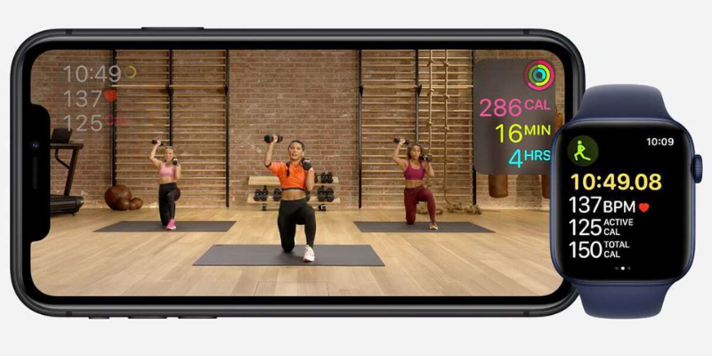 Apple Furthers Its Push Into The Fitness Arena With New Platform