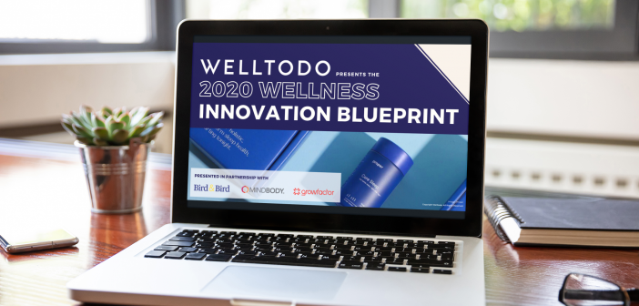 Just Released: Welltodo 2020 Wellness Innovation Blueprint