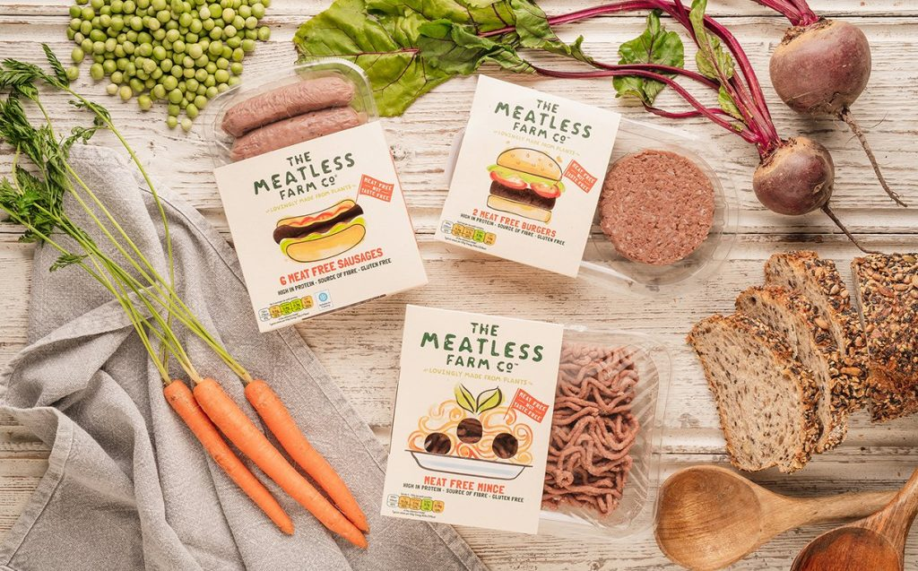 The Meatless Farm
