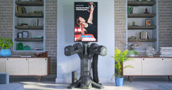 Investors Are Backing This New At-Home Connected Fitness System