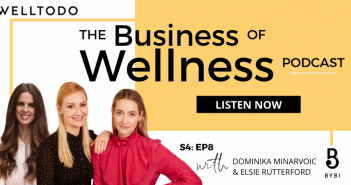 The Business of Wellness with Dominika Minarovic and Elsie Rutterford, Co-Founders, BYBI