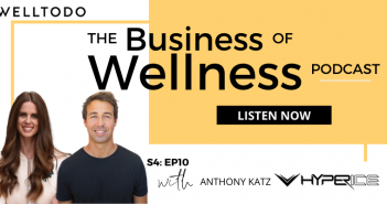 The Business of Wellness with Anthony Katz, Founder, Hyperice