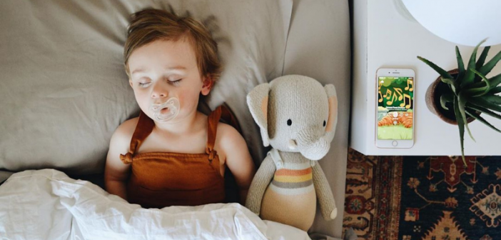 Ian Chambers, CEO of Moshi On: Helping Kids Discover The Magic Of Mindfulness