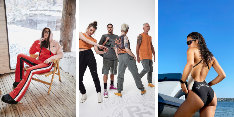 The Founders Of P.E Nation On: The Future Of Athleisure