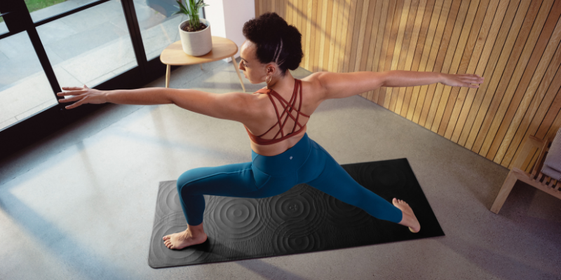 Lululemon Unveils A World's First For The Yoga Industry