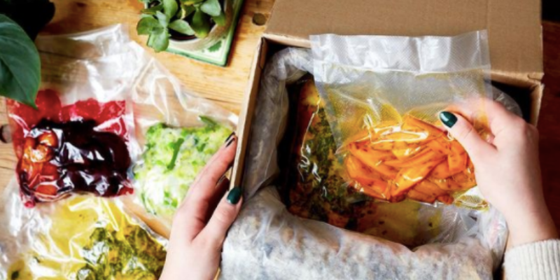 Healthy Food Company Farmstand Relaunches As D2C Delivery Service