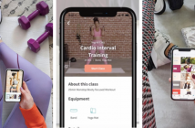 Fabletics Joins In The Fitness App Frenzy With New Launch