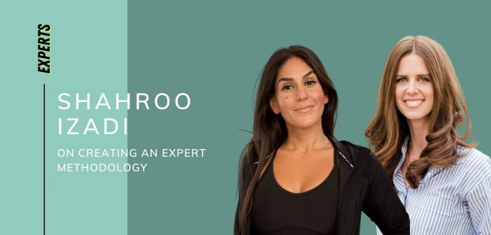 Ep30. Shahroo Izadi on Creating an Expert Methodology