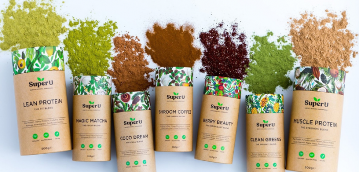 Superfood Brand Super U Targets US Expansion Following Dragons' Den Success