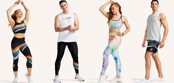Peloton has released new Pride-themed rides