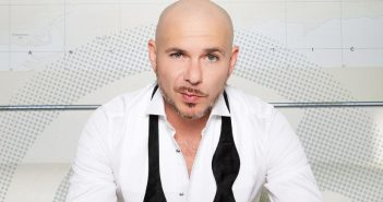 Pitbull is ready to ride as part of the official Echelon Fitness team