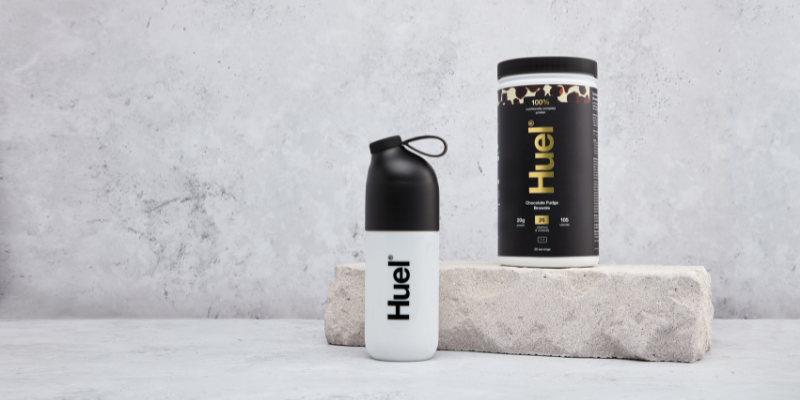 Huel's Taking On The Protein Category