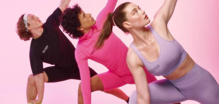Pangaia is launching a new range of activewear made from plants