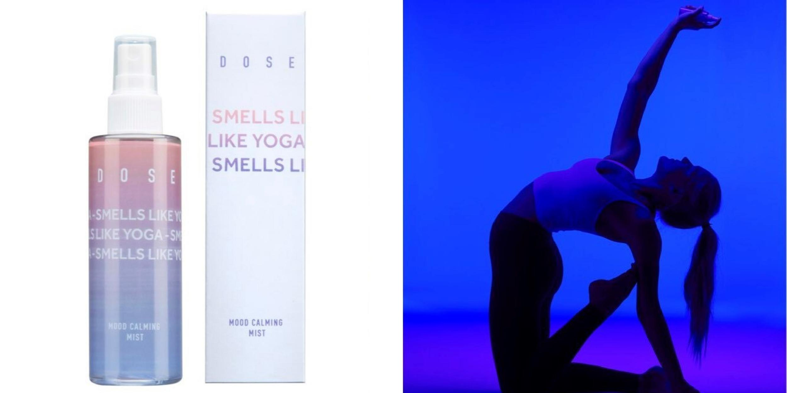 DOSE has launched a range of mood-boosting mists