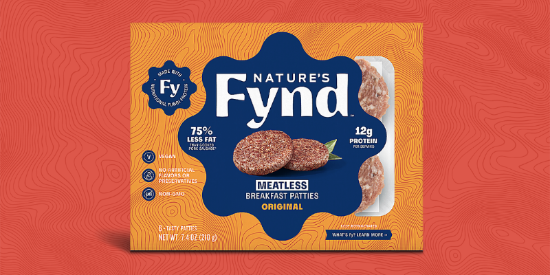 Nature's Fynd raised $350m in a round led by SoftBank's Vision Fund 2