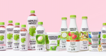 Danone Manifesto Ventures (DMV) announced it had acquired a majority stake in Harmless Harvest