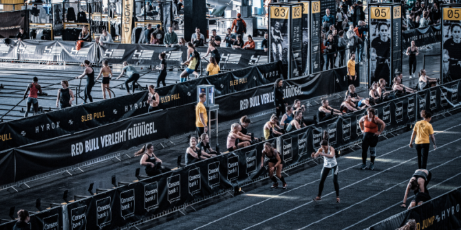 The Return Of Mass Participation Fitness Events