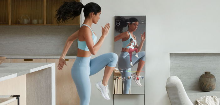 Welltodo Today: Peloton Eyes Commercial Market For Growth, Mirror CEO Steps Down, Innovative Wellness Designs