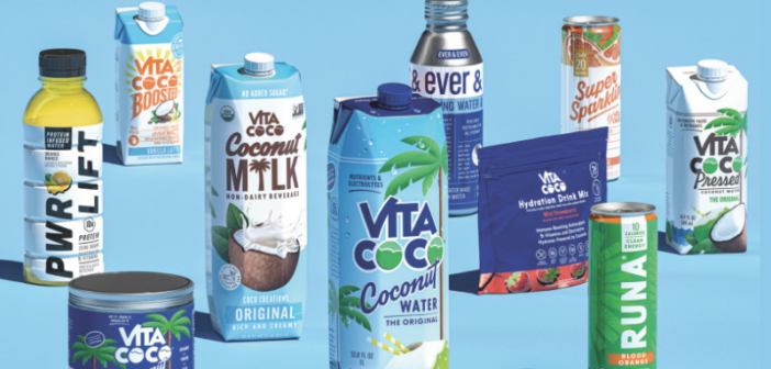 Vita Coco Plans To Become World's Fastest Growing Hydration Company, Following IPO